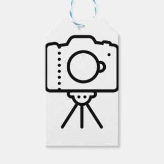 Etiqueta Para Presente Suporte do tripé de câmera