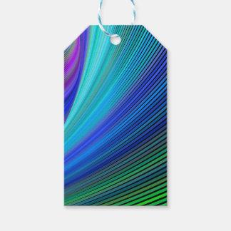 Etiqueta Para Presente Surfar em uma onda mágica