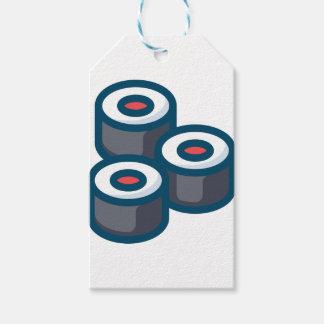 Etiqueta Para Presente Sushi