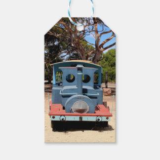 Etiqueta Para Presente Taffy, locomotiva 2 do motor do trem
