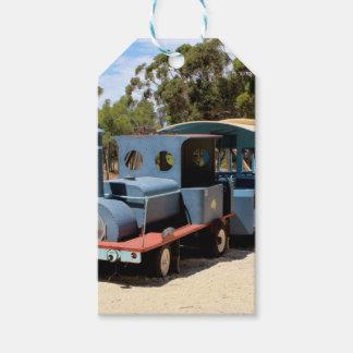 Etiqueta Para Presente Taffy, locomotiva do motor do trem