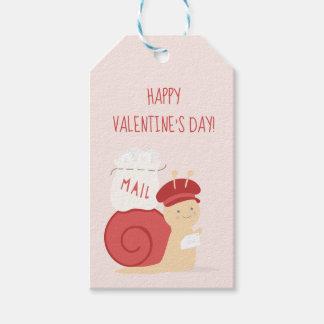 Etiqueta Para Presente Tag do favor dos namorados do snail mail