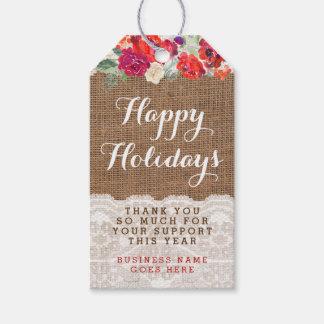 Etiqueta Para Presente Tag do Natal para o presente de época natalícia do