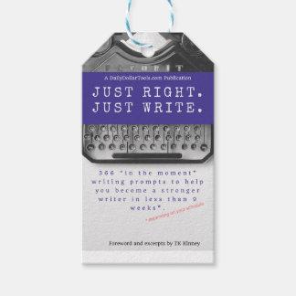 Etiqueta Para Presente Tag do presente de 10tshirts.com ou marca de livro