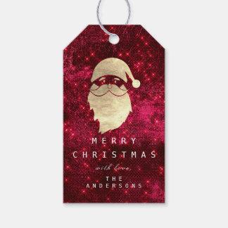 Etiqueta Para Presente Tag do presente de época natalícia à faísca