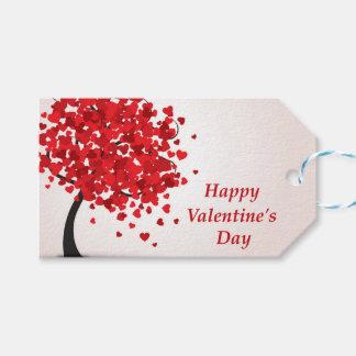 Etiqueta Para Presente Tag do presente do feliz dia dos namorados