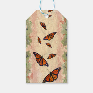 Etiqueta Para Presente Tag do presente do jardim do monarca