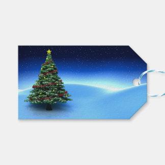 Etiqueta Para Presente Tag do presente do Natal