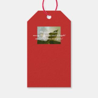 Etiqueta Para Presente Tag feitos sob encomenda do presente do Natal