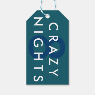 Etiqueta Para Presente Tag louco do presente das noites de Hanukkah 8