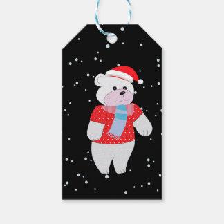 Etiqueta Para Presente urso polar