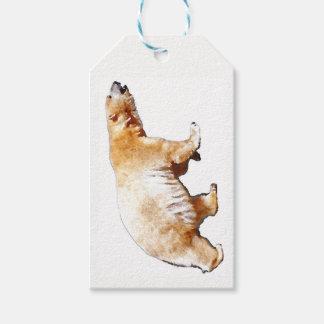 Etiqueta Para Presente Urso polar personalizado