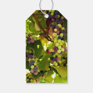 Etiqueta Para Presente Vinho crescente