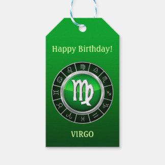 Etiqueta Para Presente Virgo - o sinal novo do zodíaco