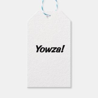 Etiqueta Para Presente yowza
