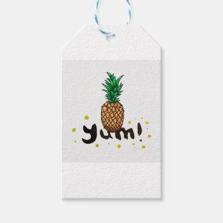 Etiqueta Para Presente yum_ananasli