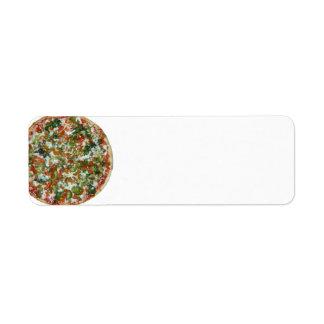 ETIQUETA PIZZA!