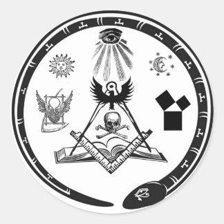 Etiqueta principal do logotipo