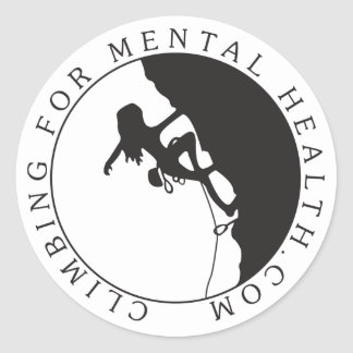 Etiqueta redonda do logotipo, lustrosa