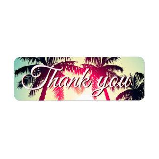 Etiqueta Surfar com palmeiras