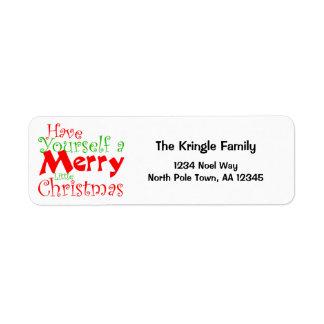 Etiqueta Tenha o feriado do Feliz Natal