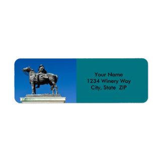 Etiqueta Ulysses S Grant