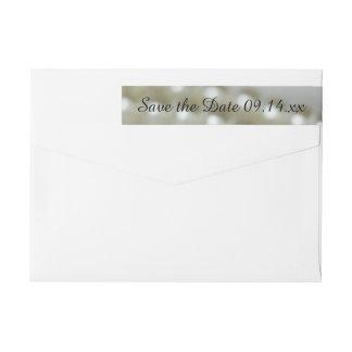 Etiquetas As pérolas brancas do casamento salvar a data