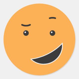 Etiquetas bonitos do smiley