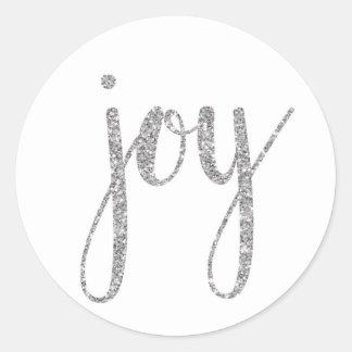 Etiquetas da alegria