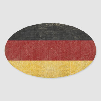 Etiquetas da bandeira de Alemanha