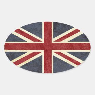 Etiquetas da bandeira de Inglaterra