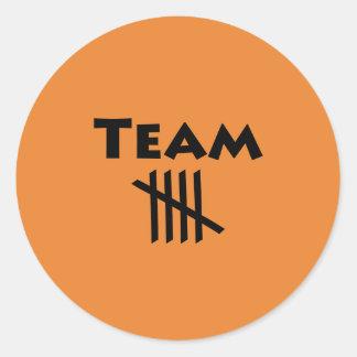 etiquetas da equipe 5