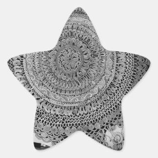 Etiquetas da estrela