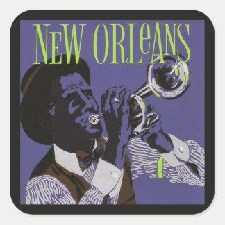 Etiquetas da música de Nova Orleães
