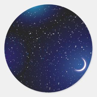 Etiquetas da paisagem do espaço de Stella