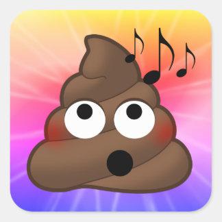 Etiquetas da tintura do laço de Emoji do
