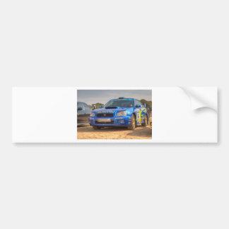 Etiquetas da WTI SWRT de Subaru Impreza Adesivo Para Carro