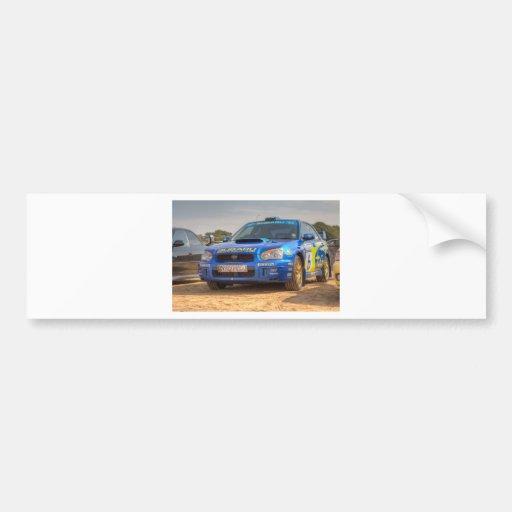 Etiquetas da WTI SWRT de Subaru Impreza Adesivos