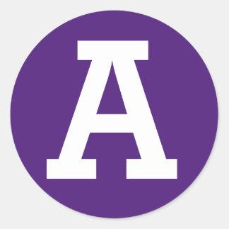 """Etiquetas de Anna """"A"""""""