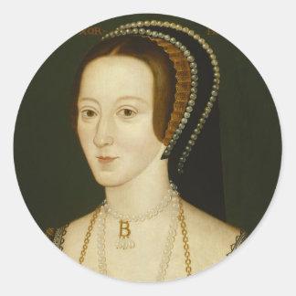 Etiquetas de Anne Boleyn