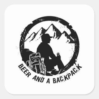 Etiquetas de BeerAndaBackpack