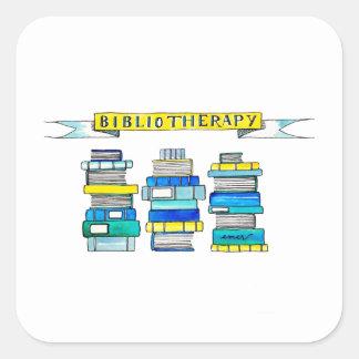 Etiquetas de Bibliotherapy