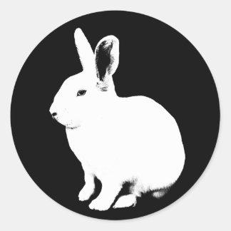 Etiquetas de BunnyLuv que caracterizam o duende Adesivo