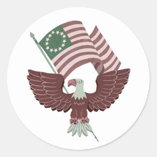 Etiquetas de Eagle do patriota