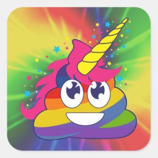 Etiquetas de Emoji do tombadilho do unicórnio da