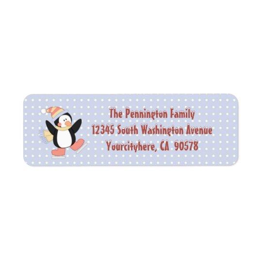 Etiquetas de endereço do remetente bonitos do etiqueta endereço de retorno