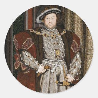 Etiquetas de Henry VIII