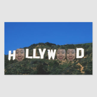 Etiquetas de Hollywood