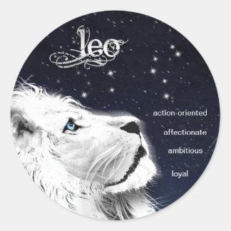 Etiquetas de Leo