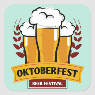 Etiquetas de Oktoberfest